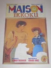 Maison Ikkoku Part6 #1 VF-NM Viz Select Comics Aug 1996