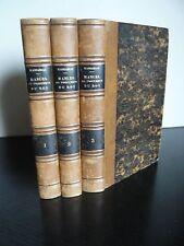 Massabiau-Manuel du procureur du Roi ou résumé...-complet 3 v.-1843-44-Droit