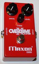 MAXON od808x (Extreme) Overdrive Effektpedal, neu, MAXON Authorized Dealer