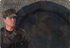 Stargate Atlantis Season 1 Fallen Hero H1 Chase Card 1 per Case