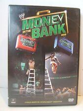 WWE Money in the Bank 2010 DVD Wrestling