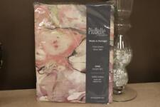 Piubelle Floral King Duvet Cover & Shams Set - Pink/Multi-Color - New 3Pc