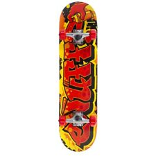 Enuff Graffiti II Complete Skateboard, Red