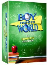 Boy Meets World: The Complete Series Collection DVD, Seasons 1-7 VISA, MC PAY