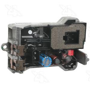Blower Motor Resistor Four Seasons 20648