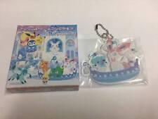 Pokemon Center Japan Christmas 2016 Snowseason Acrylic Charm Sylveon Cubchoo