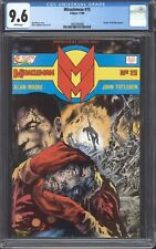 MIRACLEMAN #15 (Eclipse) CGC 9.6 NM+ / Death of Kid Miracleman! Alan Moore!