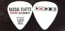 Rascal Flatts 2014 Rewind Tour Guitar Pick! custom concert stage Pick
