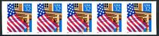 Flag Over Porch Red 1996 PNC5 SCARCE Reverse Die Cut Pl# 77777A Scott's 2915A