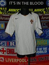5/5 Portugal adults XL 2004 away football shirt jersey trikot
