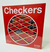 Checkers Classic Family Board Game