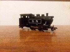 Vintage HO Scale Mantua 3992 Diecast Great Northern O-4-0 Steam Locomotive