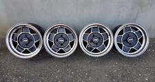 """ATS Classic 4x100 13"""" 7J ET20 alloy wheels Stance Golf Bbs Oz Futura Turbo Gti"""