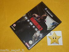 RESIDENT EVIL 3 NUOVO NEW SEALED  GAME CUBE GC ver. PAL