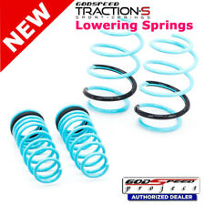 Traction-S Sport Springs For TOYOTA COROLLA 14+UP Godspeed# LS-TS-TA-0005