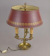 lampe bouillotte de style Empire en bronze 19ème