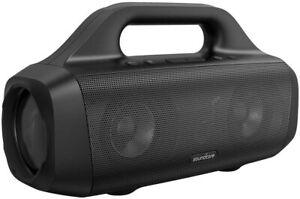 Anker Soundcore Motion Boom Bluetooth Lautsprecher Tragbar BassUp IPX7 24h Akku