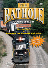 Rathole Combo DVD Pentrex Cab Ride Norfolk Southern NS Second District New River