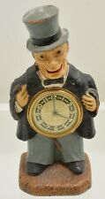 Xx93 Syroco Mr. Dry / Old Codger Lux Clock. Not working.