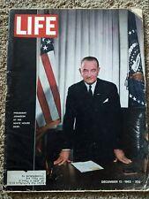 Life Magazine December 13, 1963