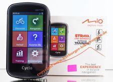 MIO CYCLO 400 GPS Profi Fahrrad-Navi Europa mit Outdoor Training Neuw.OVP