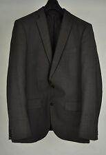 J. Lindeberg Grey Wool 2 Button Blazer Jacket 48