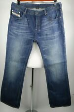 Diesel Zathan Jeans Bootcut Fit 764 Wash Men Size 36 x 31 Made In Italy