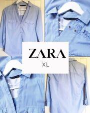 Chemise Zara rayée XL