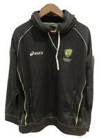 cricket australia ASICS Hoodie XL Grey