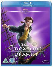 Treasure Planet [Blu-ray] [Region Free] Disney Classics N42 BRAND NEW