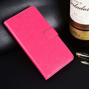 Dooqi Luxury PU Leather Wallet Card Flip Stand Cover Case For Huawei Mate 20 Pro