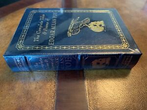 Easton Press THE COMPLETE TALES & POEMS OF EDGAR ALLAN POE SEALED
