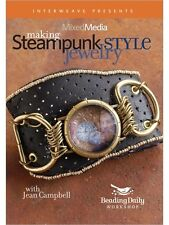 DVD Only! Making Steampunk Style Jewelry with Jean Campbell