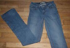 LEVIS 715 Jeans pour Femme W 25 - L 32 Taille Fr 34  (Réf #J068)
