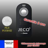 Télécommande infrarouge pour CANON  EOS M/ EOS M2/ EOS M3/ EOS M5, EOS M6 etc