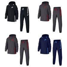 Nike Boys Full Tracksuit Winger Suit Kids Juniors Sports Bottoms Jacket Trousers