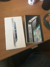 iPhone 4 & iPhone 5 Empty Boxes