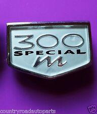 Original 2002-2003-2004 Chrysler 300M Special Fender Emblem.