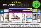 Instant Niche PLR Wordpress Blogs - Volume #4 (Health)
