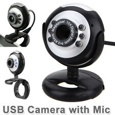 New listing 6Led Usb Video Webcam Camera with Microphone Web Cam for Computer Laptop Pc Usa