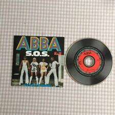 Abba CD Single Card Sleeve S. O. S. / Man In the Middle  SOS