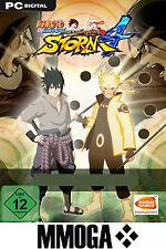 Naruto Shippuden Ultimate Ninja Storm 4 Key - Steam Download Code PC Game Neu EU