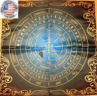Altar Cloth for pendulum by Wonderworld