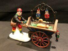 Dept 56 - Dickens Village - Nutcracker Vendor & Cart- 56183 - Mib