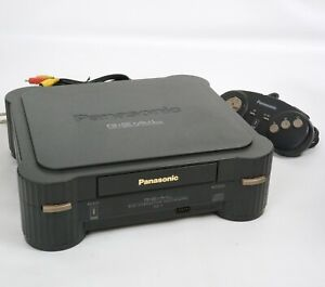 "3DO REAL FZ-1 Console 4DKSB87718 Tested System Panasonic JAPAN ""NTSC-J"""