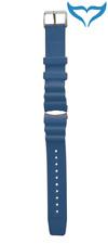 Citizen Promaster Bracelet 59-s52733 bleu caoutchouc 23 mm bn0100-34l bn0100 NEUF <