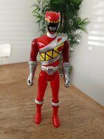 Power Rangers Dino Charge Large Red Ranger 30cm bandai