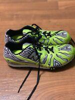 Mens New Balance Football Cleats Shoes-Green Black White-230-RX230CG-12 US