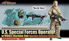 "Dragon 1/6 Scale 12"" Afghanistan US Special Forces Soldier Kevin Yates 70677"