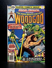 COMICS: Marvel Premiere #31 (1976), 1st Woodgod app - RARE (avengers/thor)